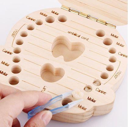 Obrázek z Krabička na zoubky pro kluky