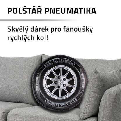 Obrázek Polštář Pneumatika