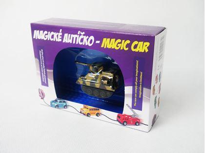 Obrázek z Magické autíčko - tank