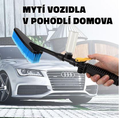 Obrázek Mycí kartáč na auto