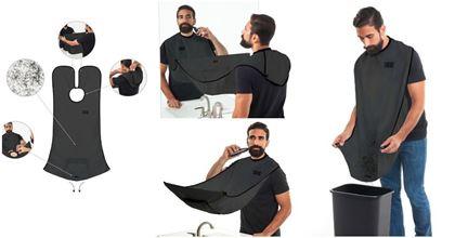 Obrázek z Zástěra na holení vousů