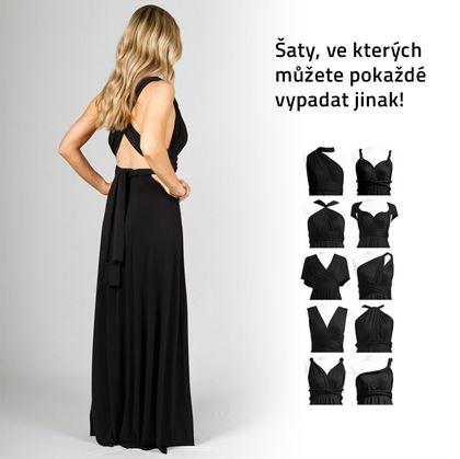 Obrázek z Univerzální šaty - černé