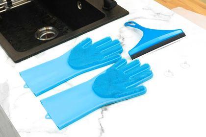 Obrázek z Rukavice na nádobí 2ks