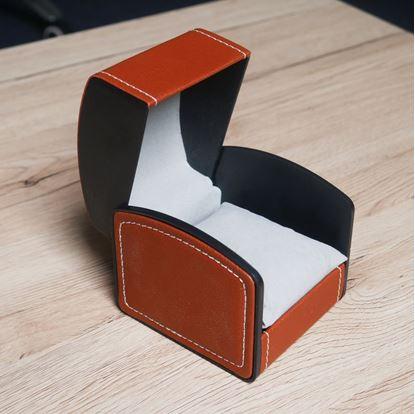 Obrázek Koženková dárková krabička