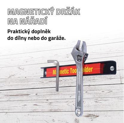 Obrázek Magnetický držák na nářadí 3ks