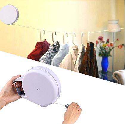 Obrázek z Samonavíjecí šňůra na prádlo