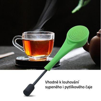Obrázek z Stlačovací sítko na čaj