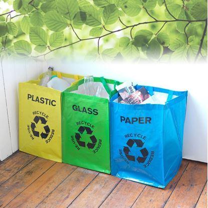 Obrázek Tašky na tříděný odpad
