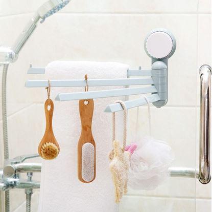 Obrázek Otočný věšák na ručníky
