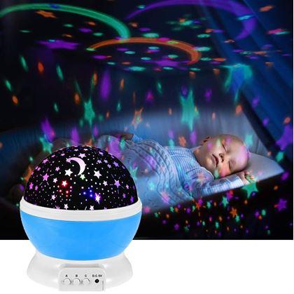 Obrázek z Projektor noční oblohy - deluxe