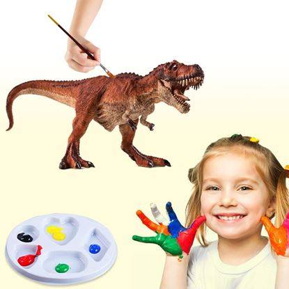 Obrázek Vybarvi si dinosaura