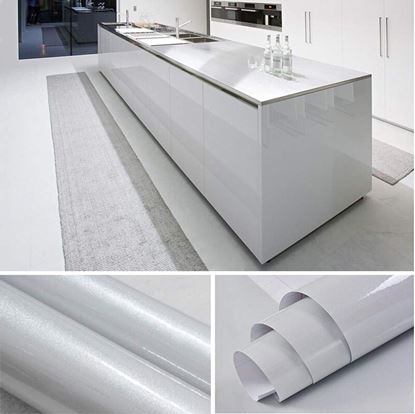 Obrázek Fólie na obnovu kuchyňské linky 2 ks