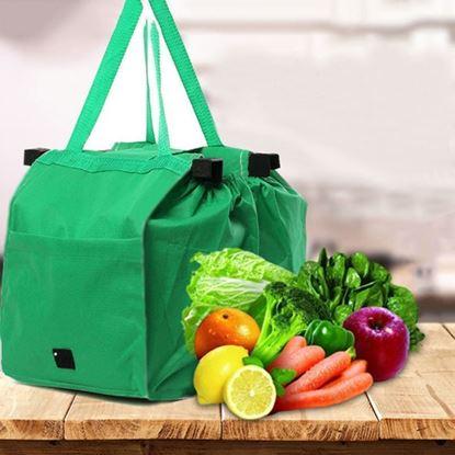 Obrázek Chytrá nákupní taška 3 ks