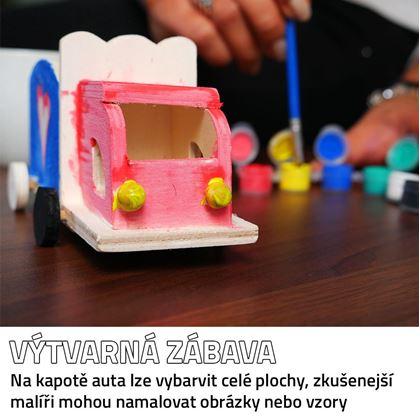 Obrázek z Vybarvi si auto