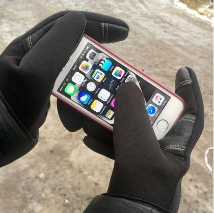 Obrázek z Dotykové rukavice - M