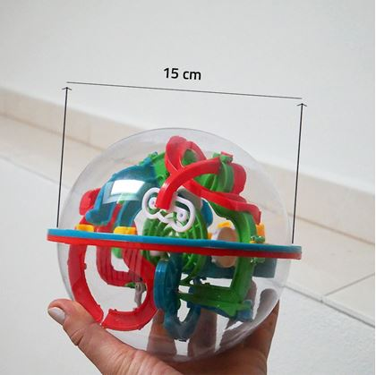 Obrázek z Intellect ball - 118 překážek