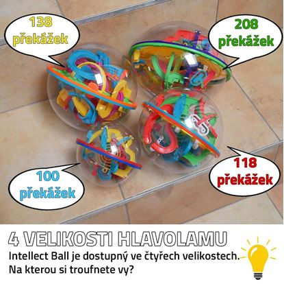 Intellect ball