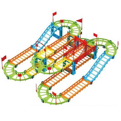 Obrázek z 3D autodráha