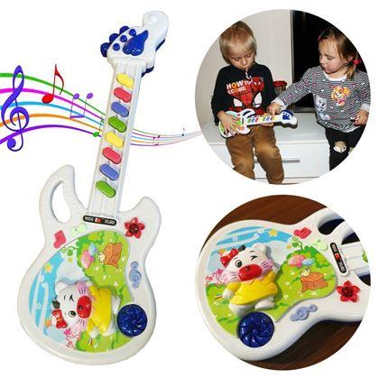 Dětská kytara hračka