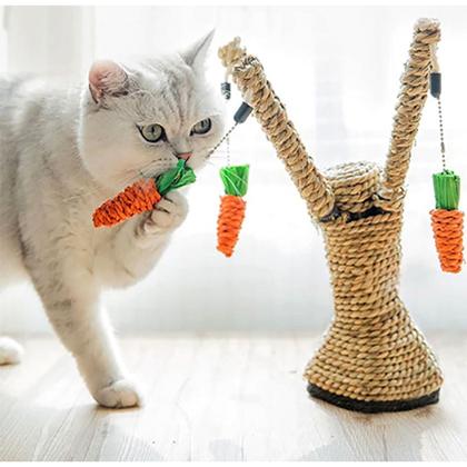 Hrací strom pro kočky