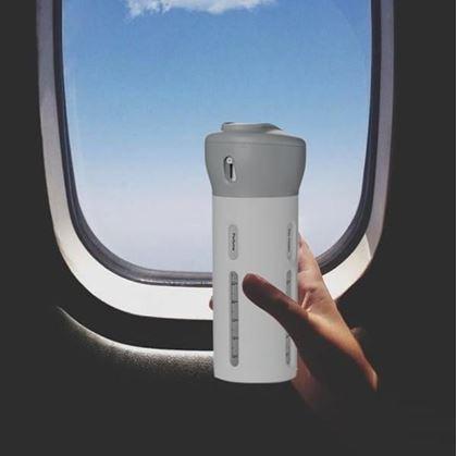 Obrázek z Cestovní sada lahviček s dávkovačem