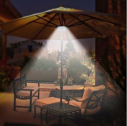 Obrázek Světlo ke slunečníku