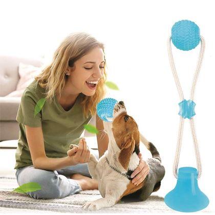 Obrázek z Hračka pro psy na čištění zubů