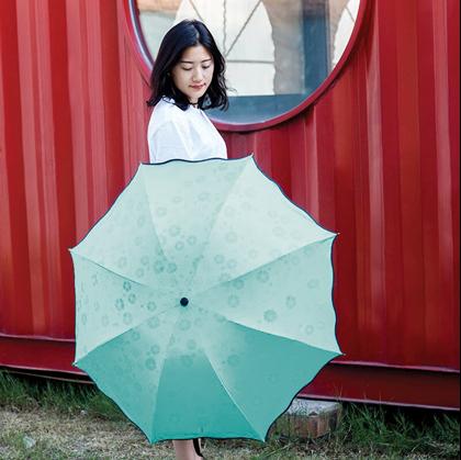 Obrázek z Magický deštník - mentolový