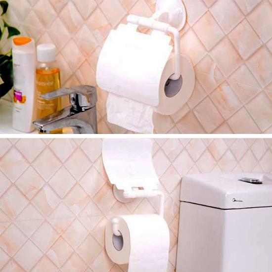 Obrázek z Držák toaletního papíru s přísavkou