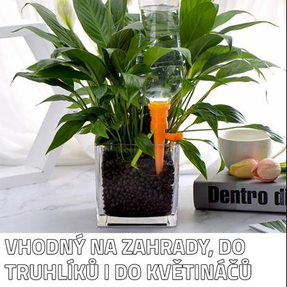 Obrázek z Zavlažovač na PET láhev - oranžový