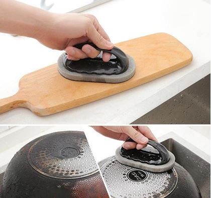 houbičky na nádobí