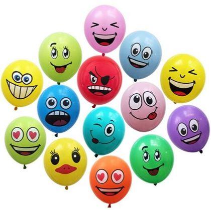 narozeninové balónky