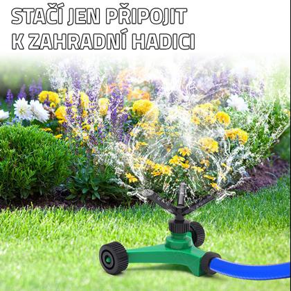 Zahradní zavlažovač