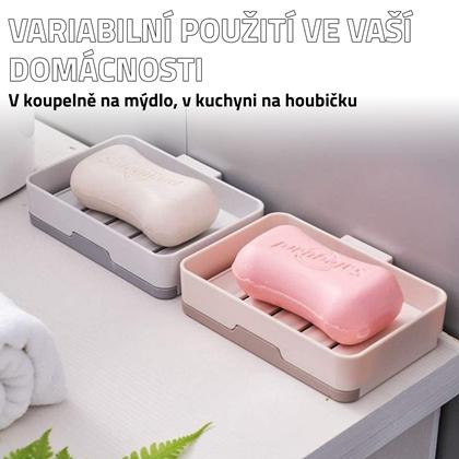 Polička na mýdlo