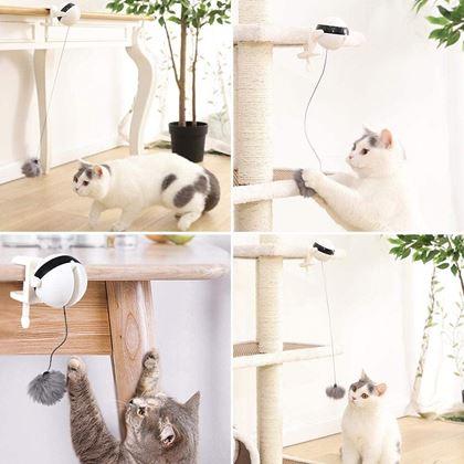 Interaktivní hračka pro kočky