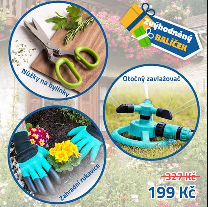 Obrázek Zahradnický balíček