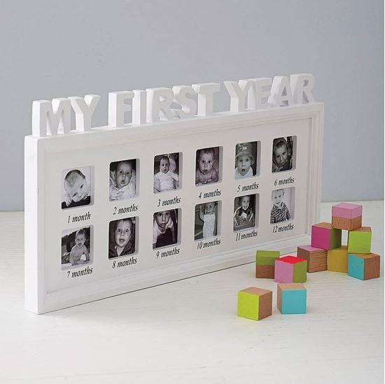 Obrázek z Rámeček - První rok dítěte