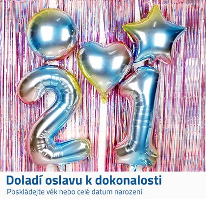 party balónky