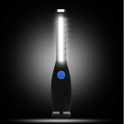 Obrázek COB LED svítilna s magnetem