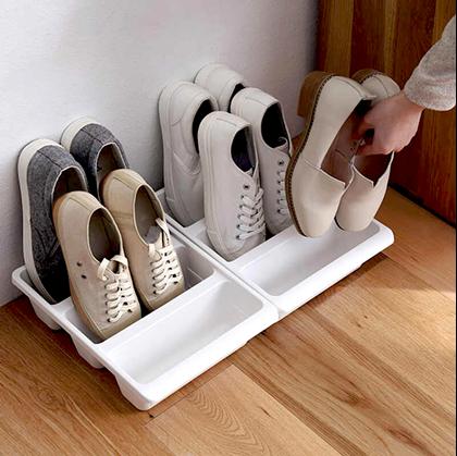 Plastový organizér na boty