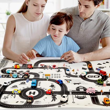 hrací podložka pro děti