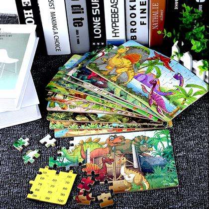 puzzle pro nejmenší