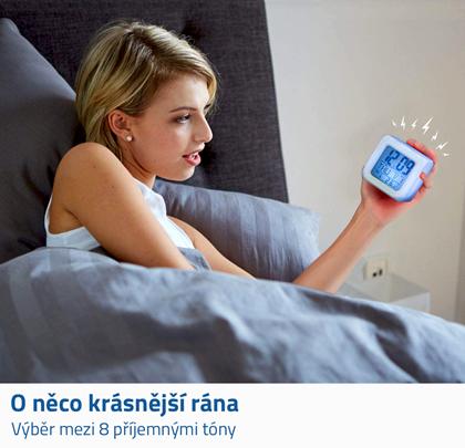 digitální budík