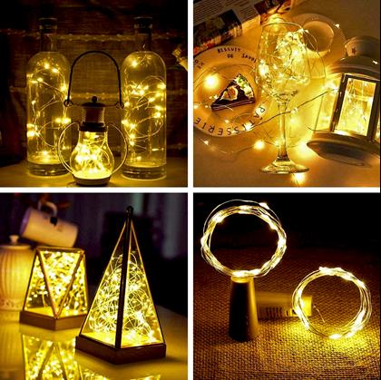 Vánoční světelný řetěz