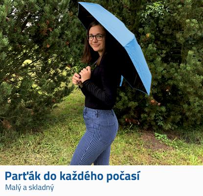 Skládací deštník