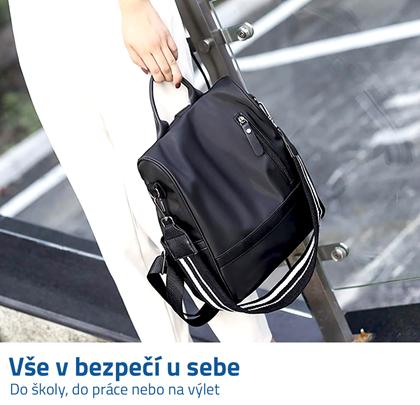kabelka a batoh 2v1