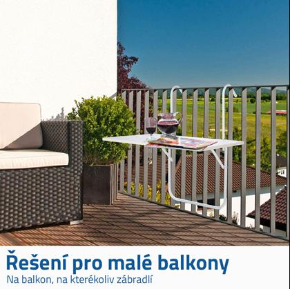 Stul na balkon