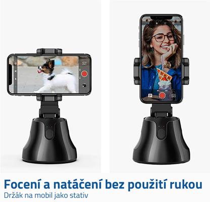 Otočný stojan na mobil