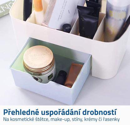 Organizér do koupelny