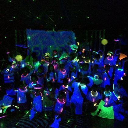 Neon tyčinky